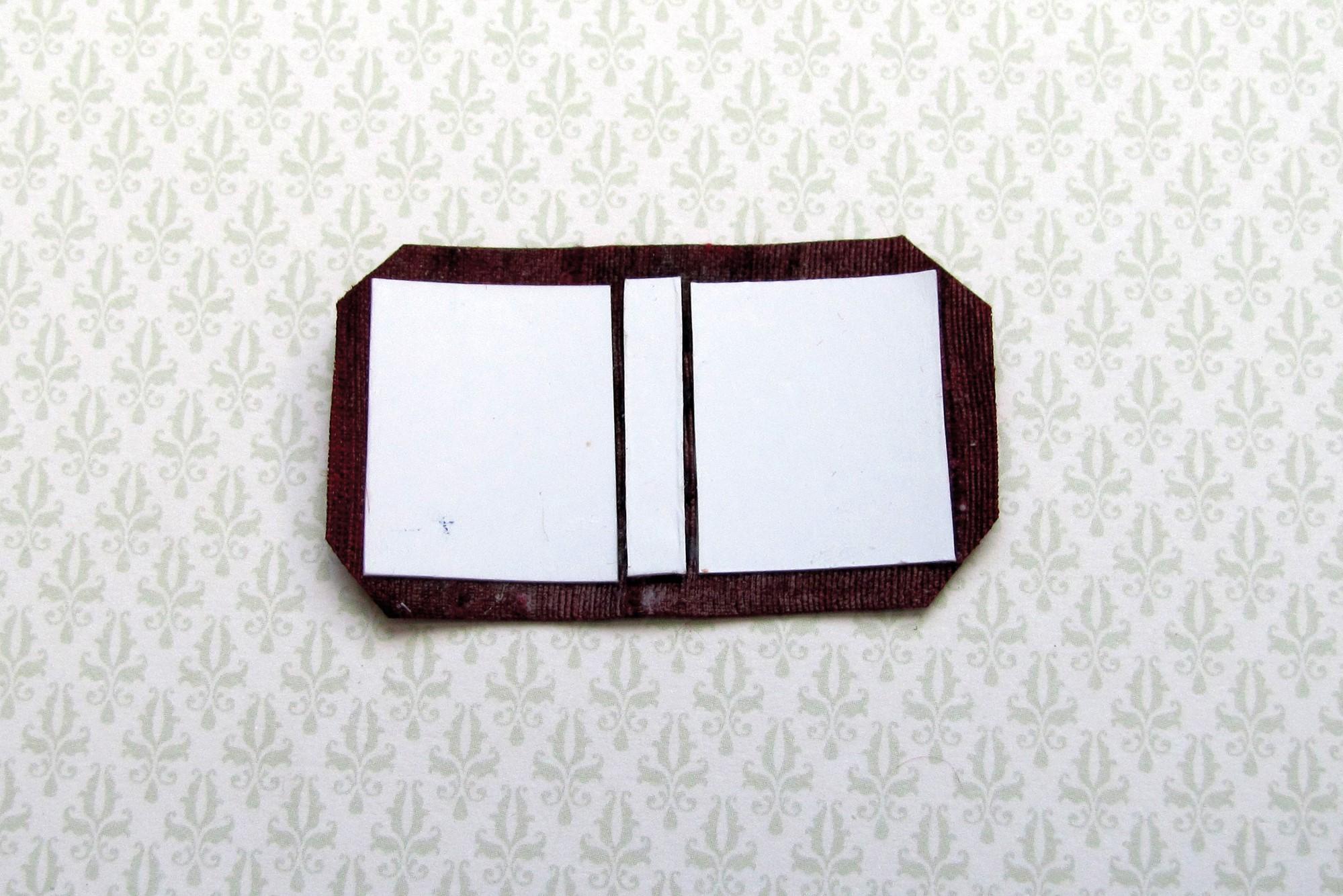 how to make miniature books step 7