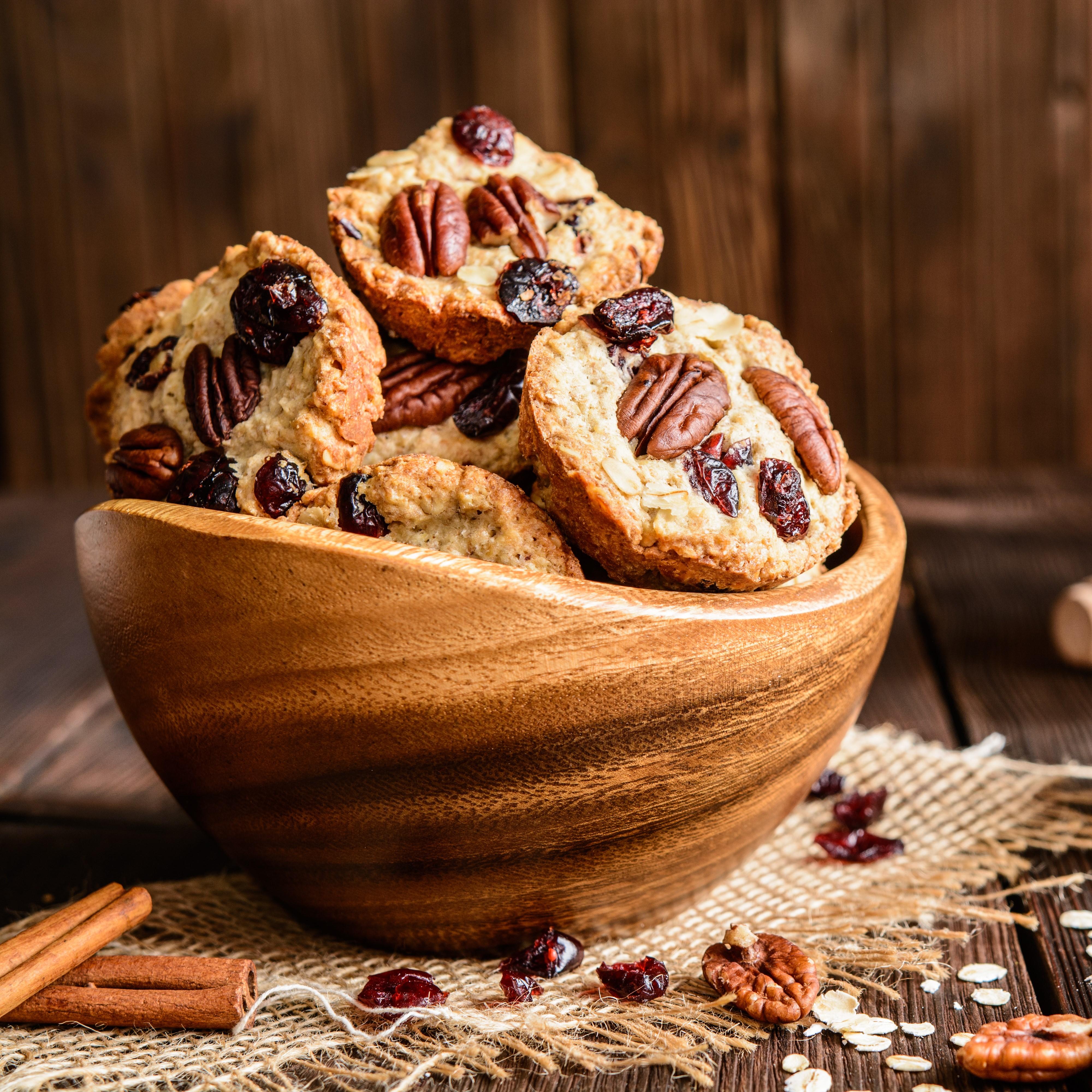 Healthy biscuits