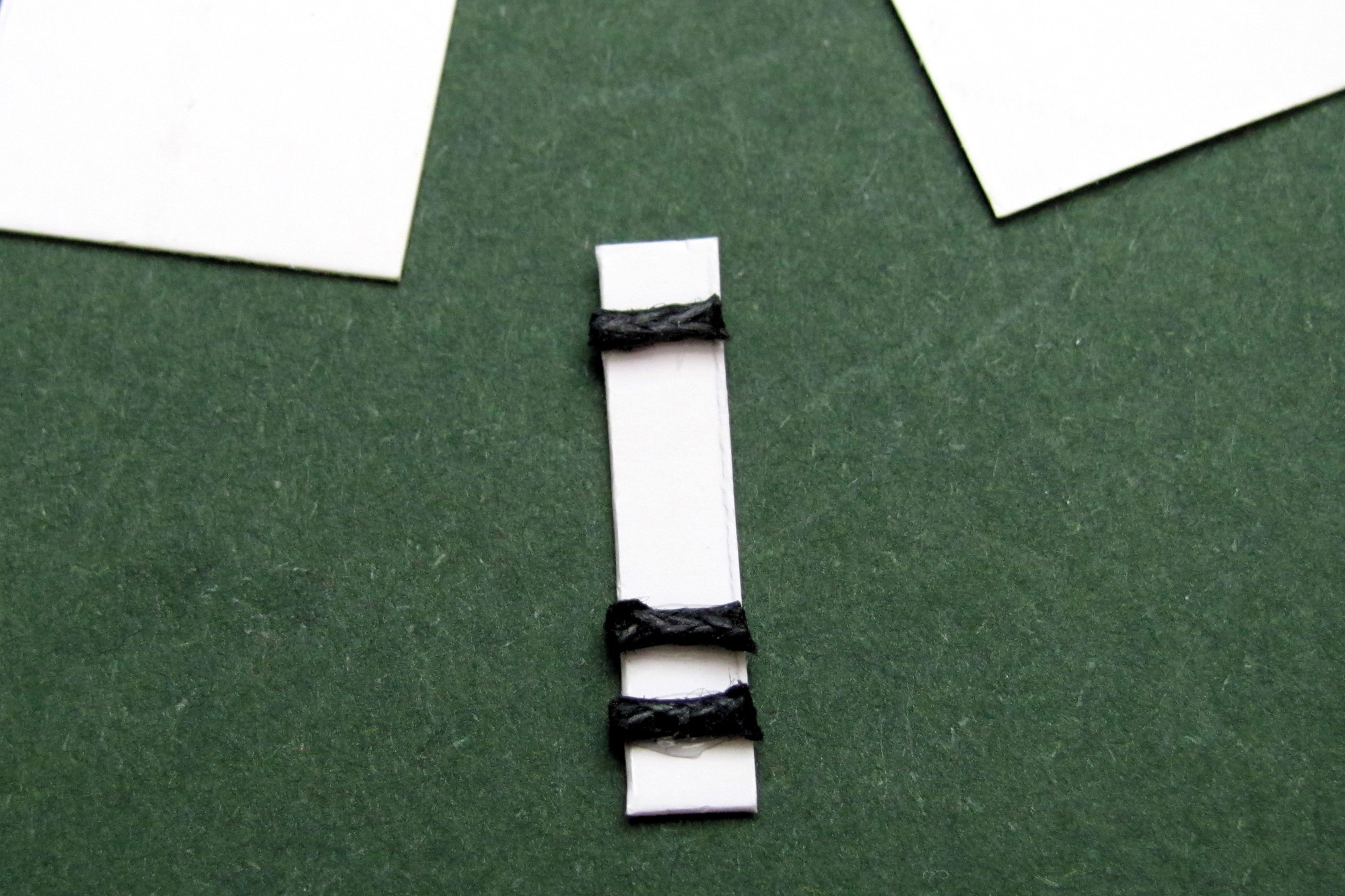 how to make miniature books step 5