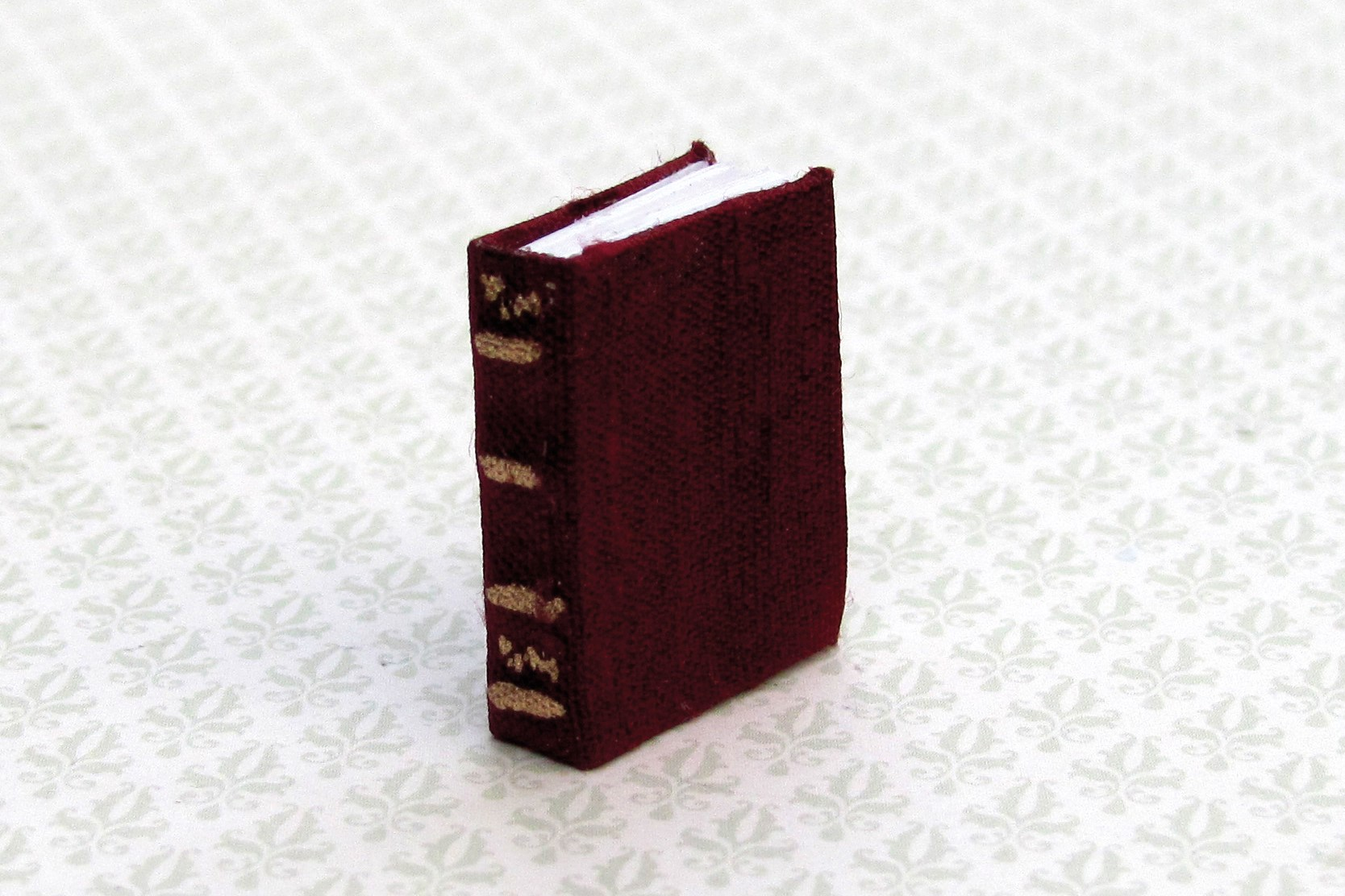 how to make miniature books step 9