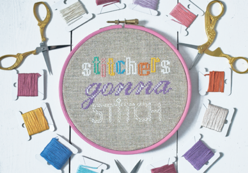 stitchers gonna stitch chart by Bobo Stitch