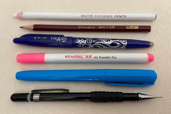 embroidery transfer pens and pencils