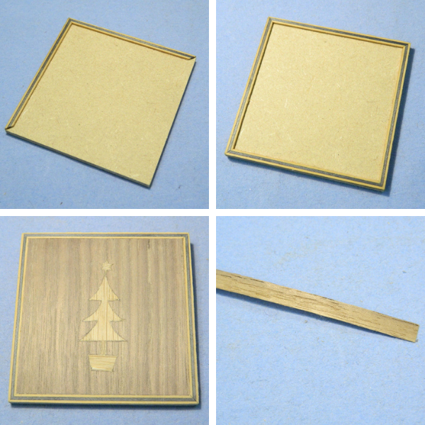 banding miniature table top