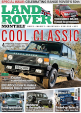 Land Rover Monthly Cover April 2020