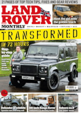 Land Rover Monthly March 2020