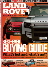 Land Rover Monthly Winter Special 2020
