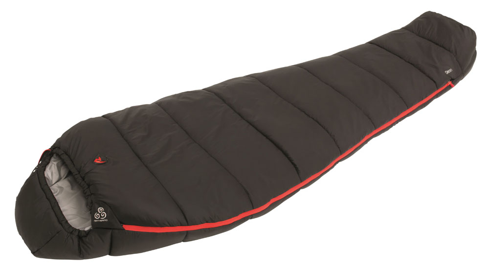 glacier sleeping bag