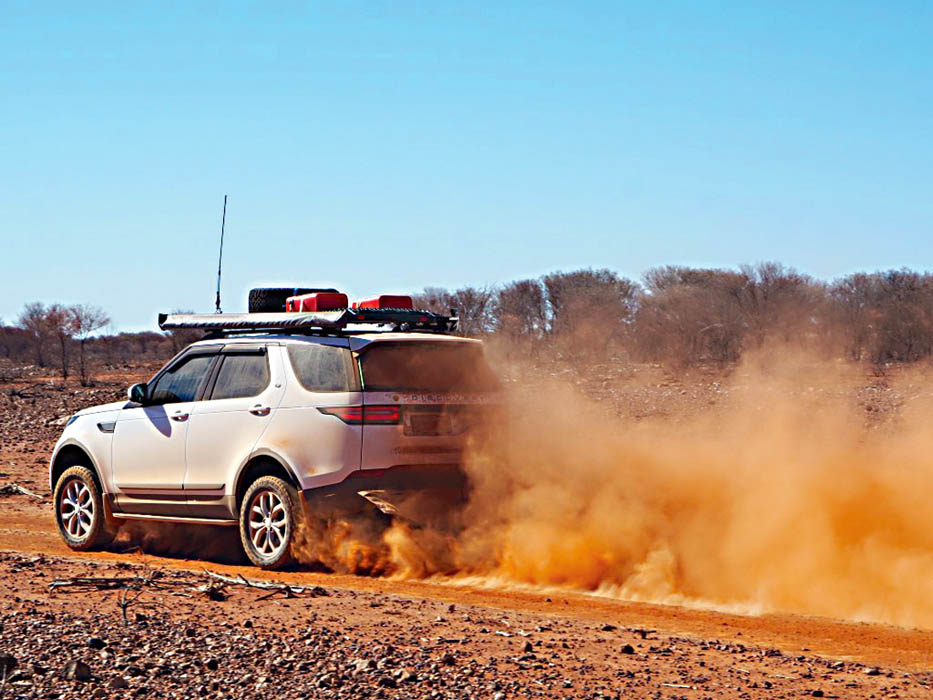 New Discovery in the Outback
