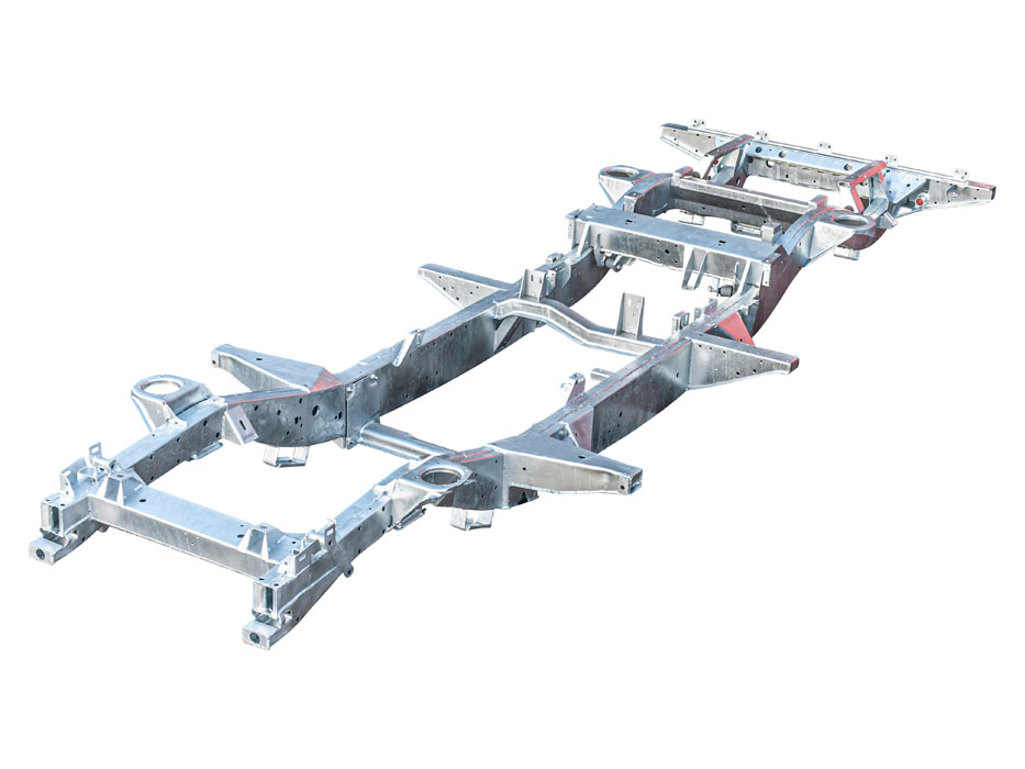 marsland chassis
