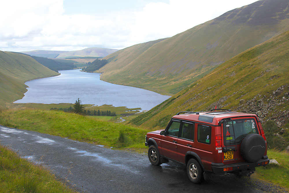 Discovery in Scotland