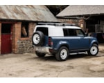 Land Rover Defender Hard Top rear three-quarter