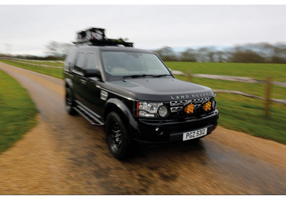 Discovery 4 5.0 litre V8