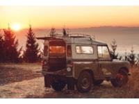 Steve McQueen 1962 Land Rover Series IIA
