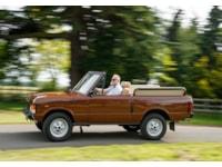 Range Rover Classic Open Top profile