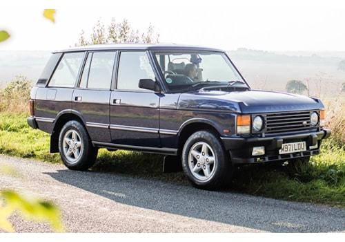 Range Rover Classic V8 fix stall