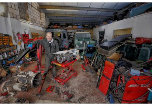 Richard_Hall_Norfolk_Garage