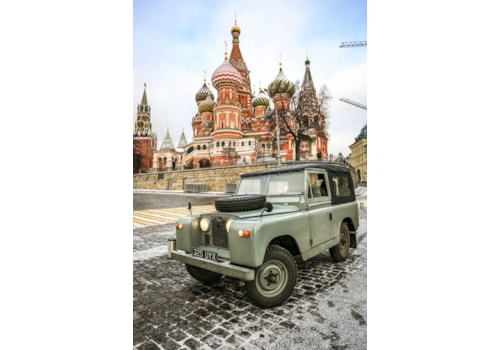 Series II in Moscow