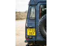 Terrafirma modified Defender 110