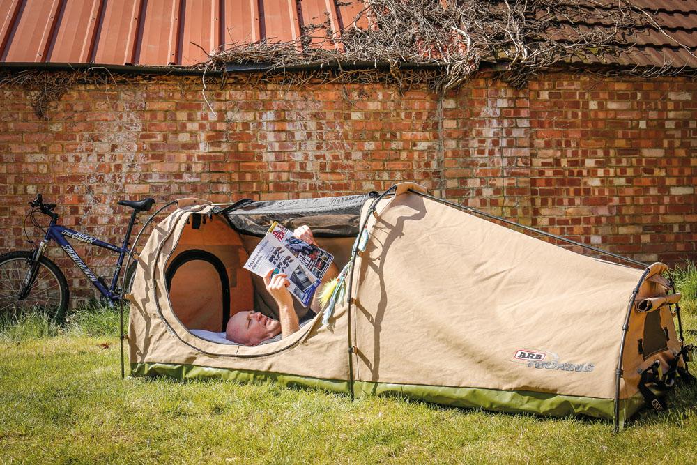 camping swag