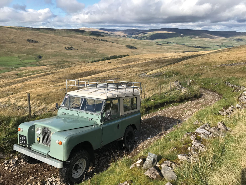 Series IIA in Yorkshire