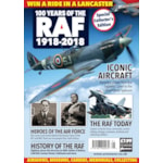 Free Gift: 100 Years of the RAF 1918-2018