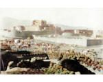 Jamrud fort on the Indian Northwest Frontier