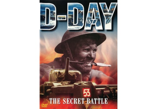 D-Day: The Secret Battle