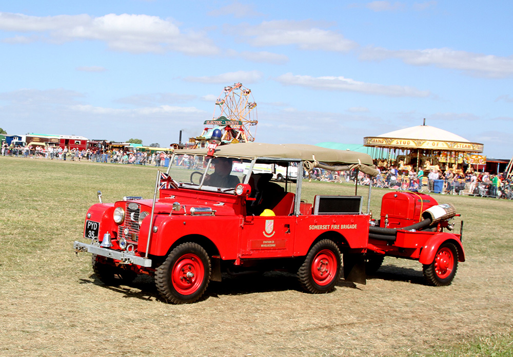Gloucestershire Vintage & Country Festival
