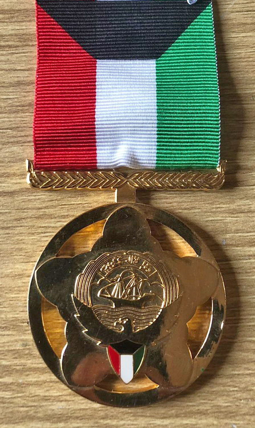 Second Grade medal