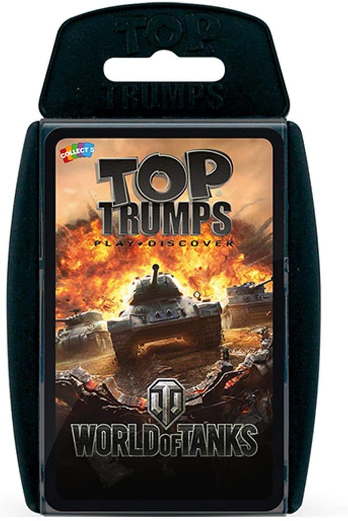 Top Trumps: World of Tanks