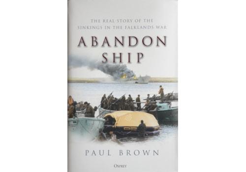 Abandon Ship by Paul Brown