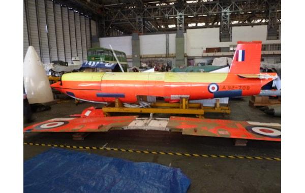 Aerospace Bristol Jindivik