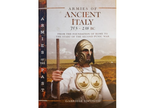 Armies of Ancient Italy 753-218 BC