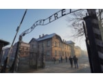 It's the 75th commemoration of the liberation of the Nazi death camp