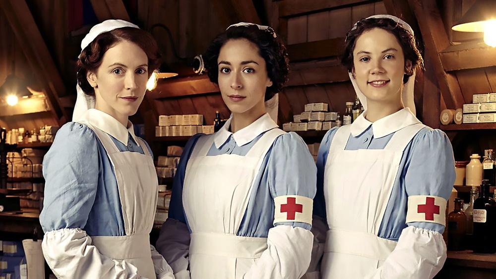 BBC drama, The Crimson Field