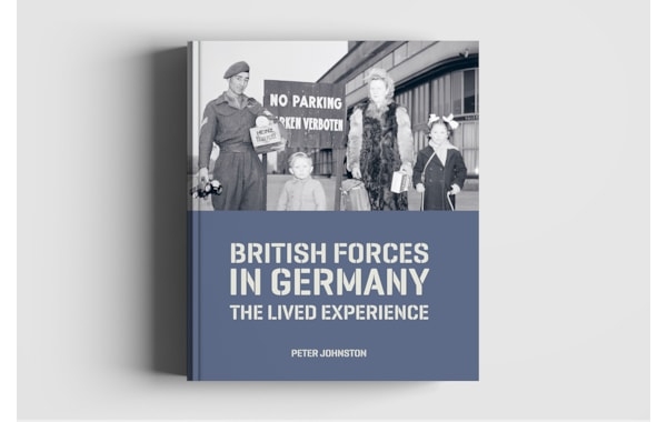 British Forces in Germany book