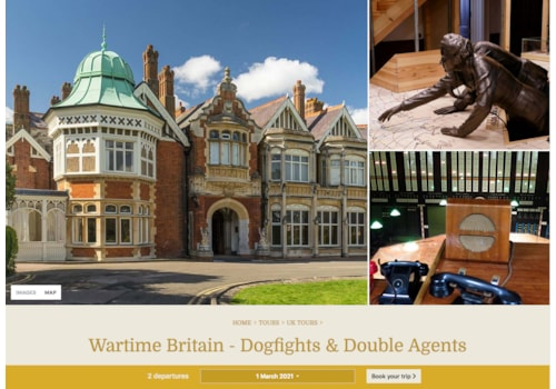 Battle of Britain and Double Agents tour