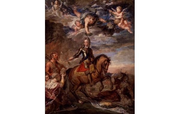 Sir Godfrey Kneller John Churchill, 1st Duke of Marlborough c. 1706 National Portrait Gallery