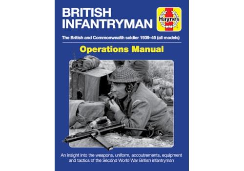 British Infantryman by Simon Forty