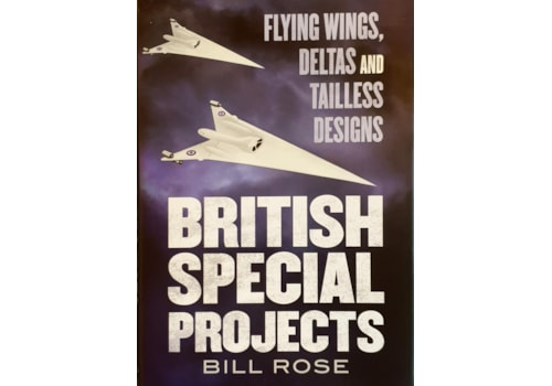 British Special Projects by Bill Rose