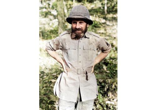 Brigadier Charles Orde Wingate