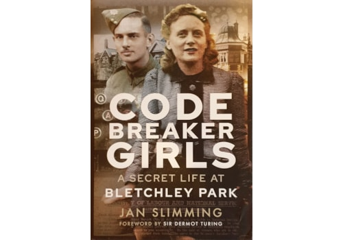 Code Breaker Girls tells the story of code breaking in WWII