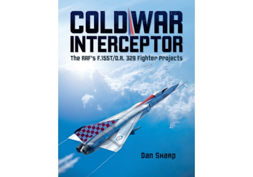 Cold War Interceptor from Mortons Books