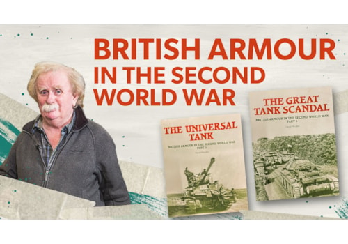 Rare tank books to be republished