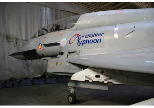 DTEP Eurofighter DA4