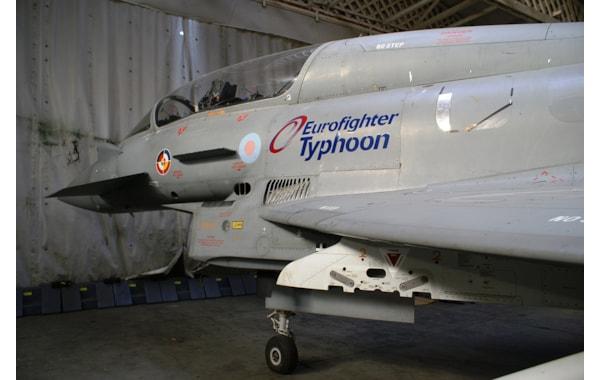 DTEP Eurofighter DA4