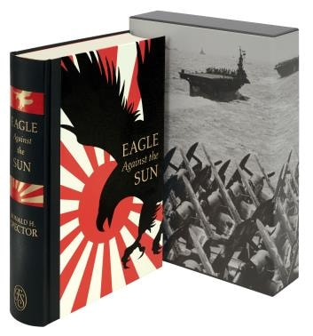 The cover of Eagle against the Sun