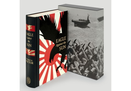 Eagle Against the Sun from The Folio Society