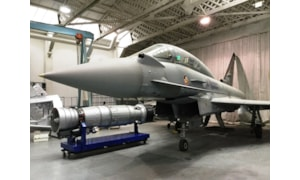 Eurofighter Typhoon DA4 ZH560 (Steve Atwell)