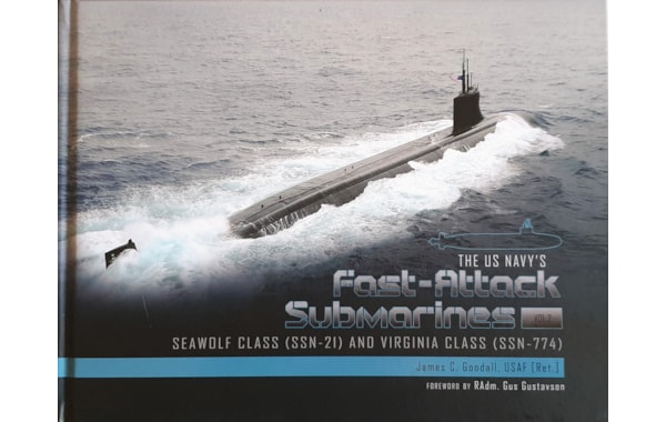 Fast-Attack Submarines of the US Navy
